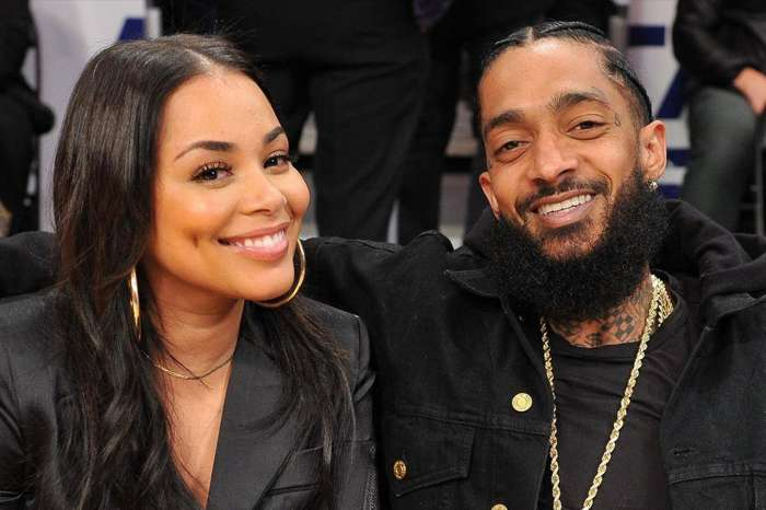 Lauren London Shares A Message Explaining Why The 2 Million Orders From Nipsey Hussle's Store Have Been Delayed