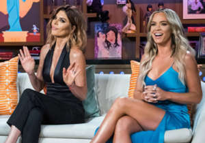 Lisa Rinna And Teddi Mellencamp On The RHOBH Chopping Block For Season 10