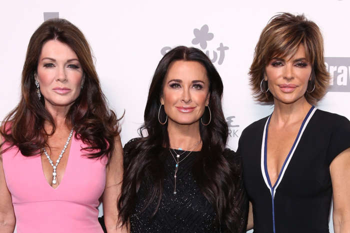 Lisa Vanderpump Faces Criticism From The LGBT Community For A Tucking Joke About Erika Jayne -- Gets Called 'Transphobic' By Lisa Rinna!