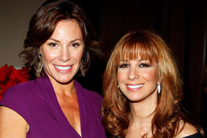 LuAnn De Lesseps Reveals Jill Zarin 'Would Love' To Have A RHONY Comeback And 'There's Been Talks About It'
