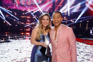 Maelyn Jarmon From Team John Legend Wins The Voice Season 16 — Watch Winning Moment
