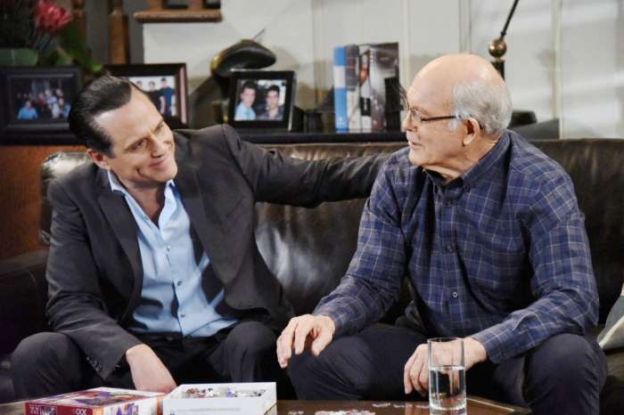'General Hospital' Stars Max Gail And Maurice Benard Win Daytime Emmy Awards For Work On Alzheimer's Storyline