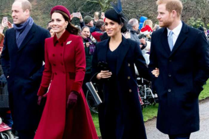 """Prince William, Kate Middleton, Prince Harry And Meghan Markle Put Feuding Aside To Launch Mental Health Text Service """"Shout"""""""