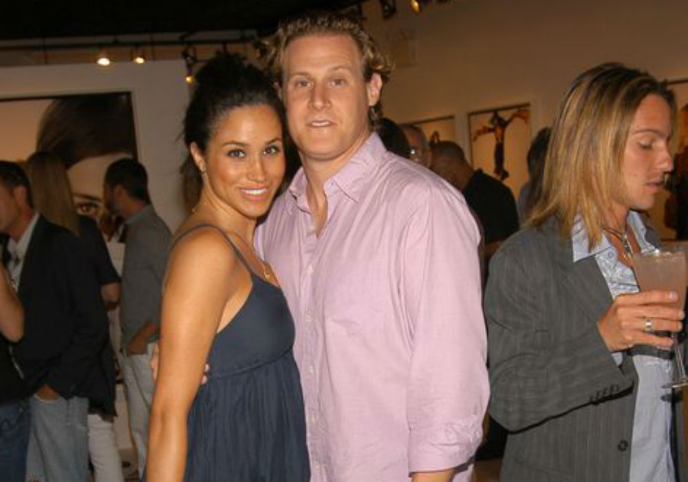 Meghan Markle's Ex-Husband Ties The Knot Days After She Welcomes Baby Archie