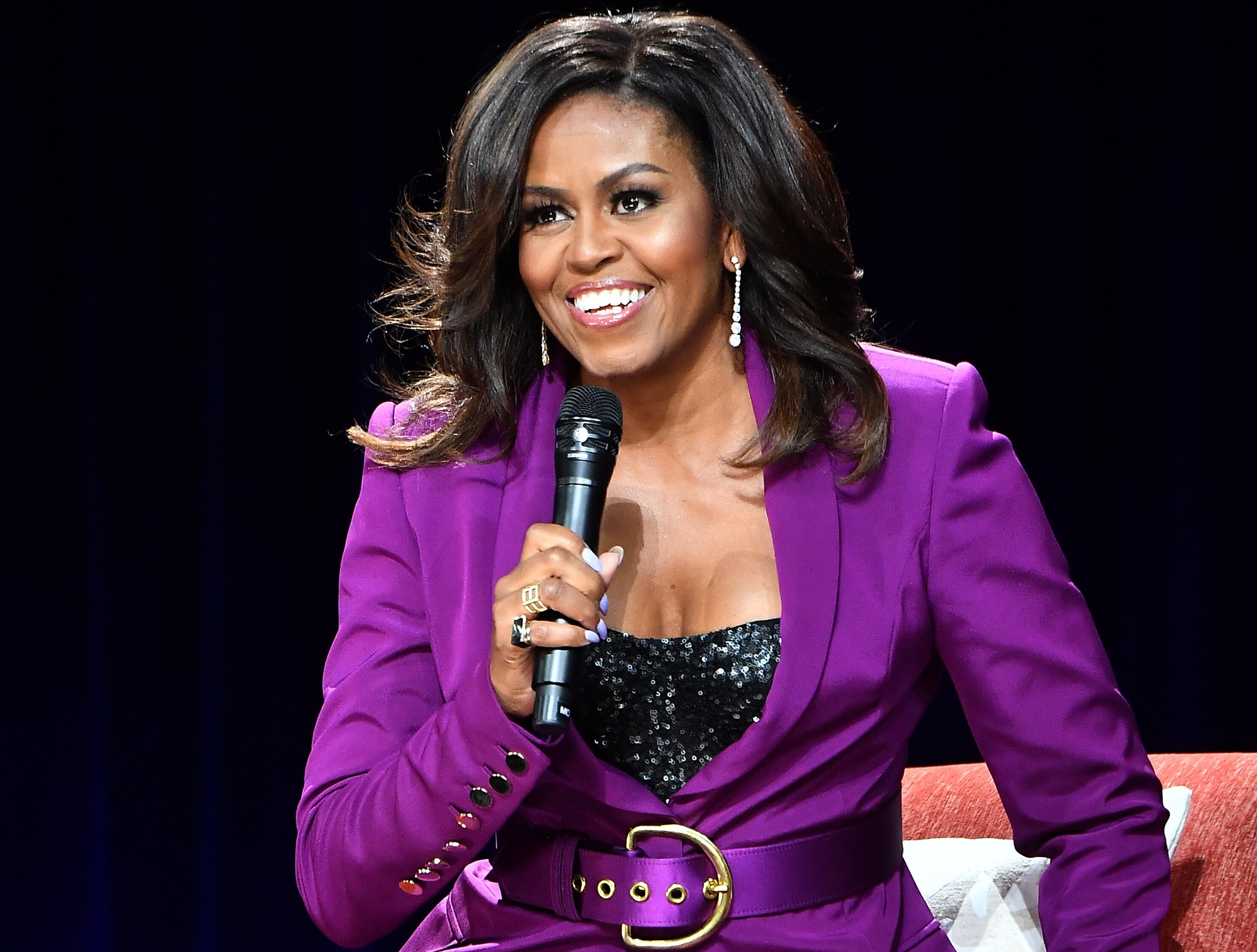 Michelle Obama Donald Trump TV Show