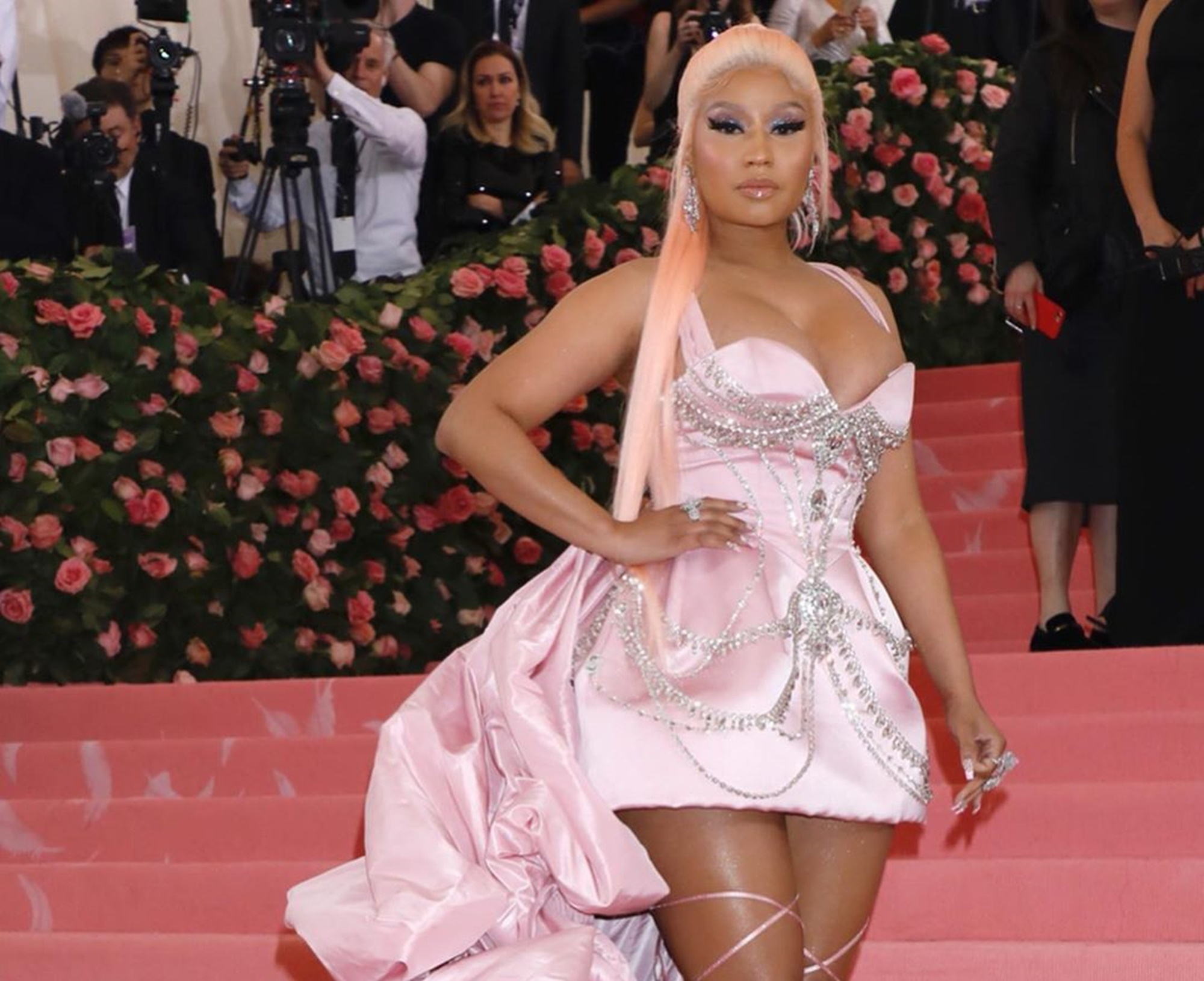 Nicki Minaj Met Gala Vogue Interview