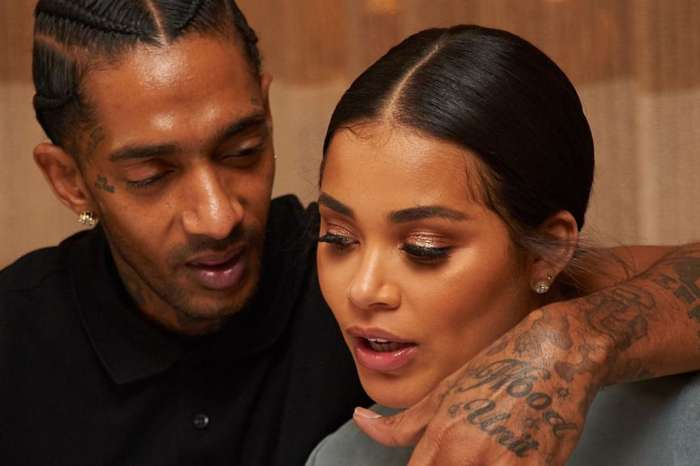 Lauren London Shares Intimate Video With Nipsey Hussle Featuring A Beyonce Song On The Background -- Fans Are Heartbroken All Over Again