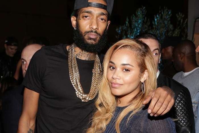 Inconsolable Lauren London Remembers Nipsey Hussle With Emotional And Heartbreaking Beach Photos - Tiny Harris Shows Her Love