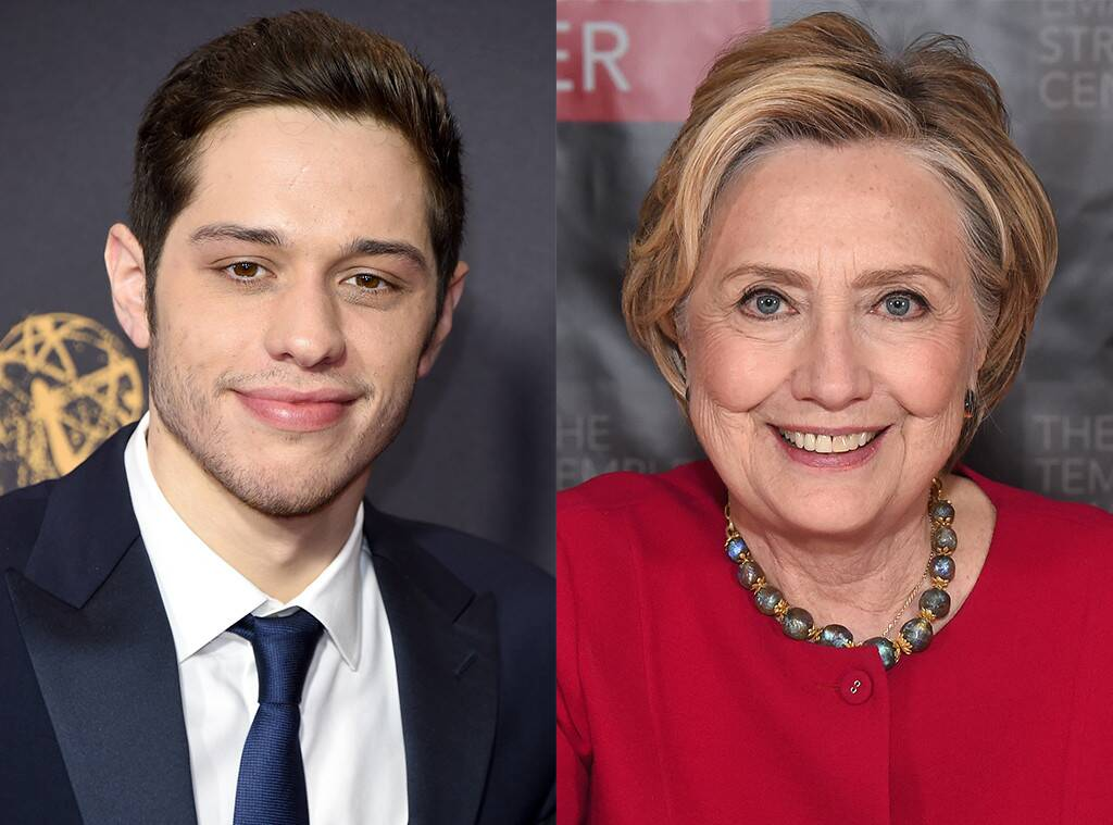 Pete and Hillary