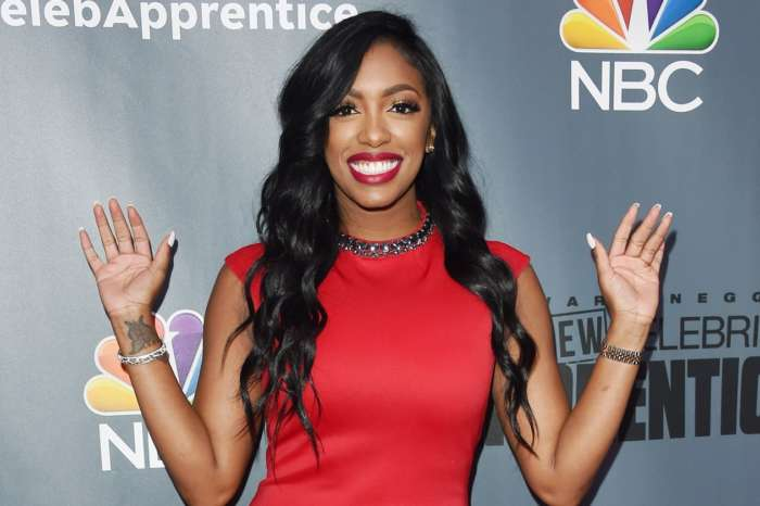 Porsha Williams Posts Precious Clip Of Baby Daughter PJ Napping!