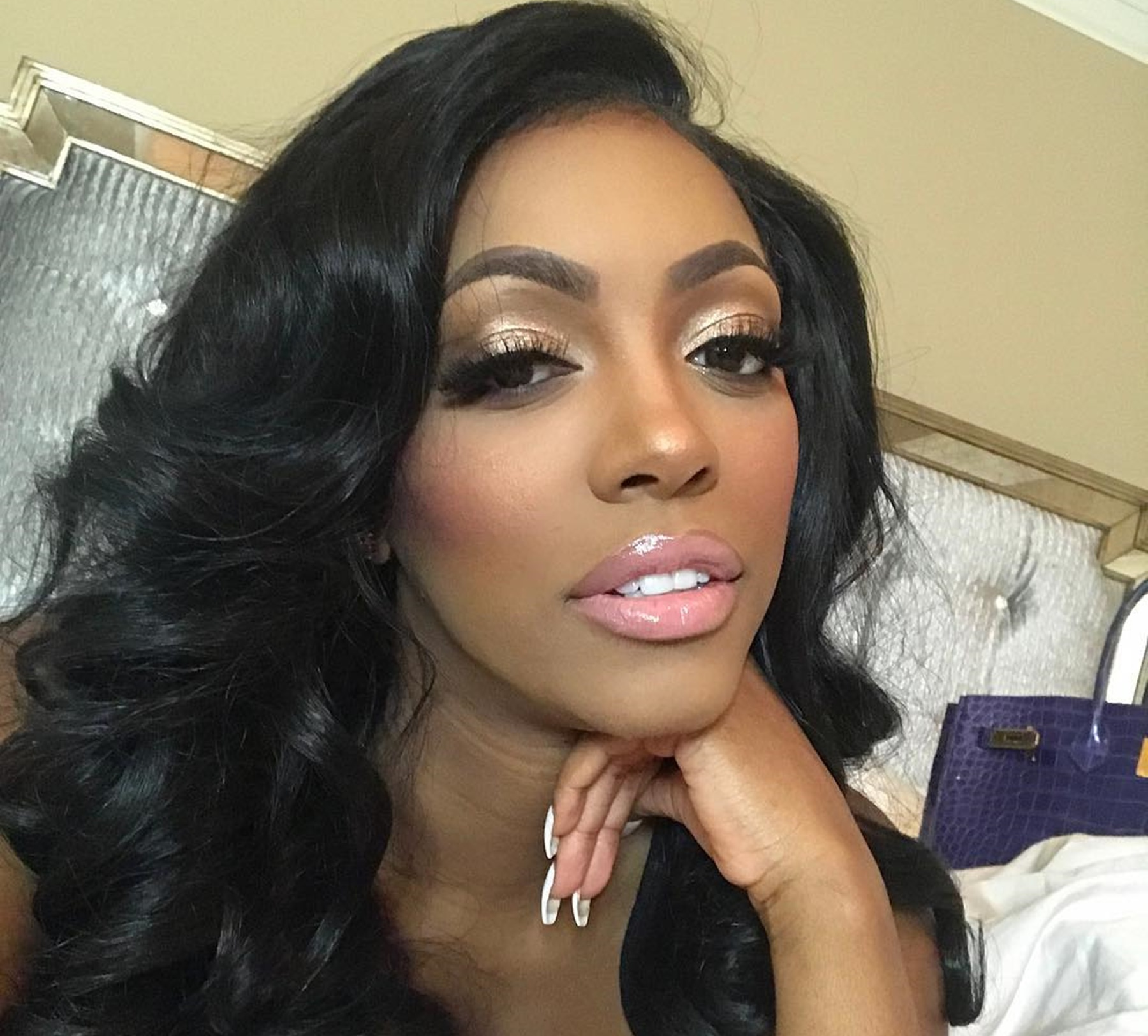 Porsha Williams And Her Mom Are In A League Of Their Own In The Latest Pics - Check Out Their Hourglass Figures