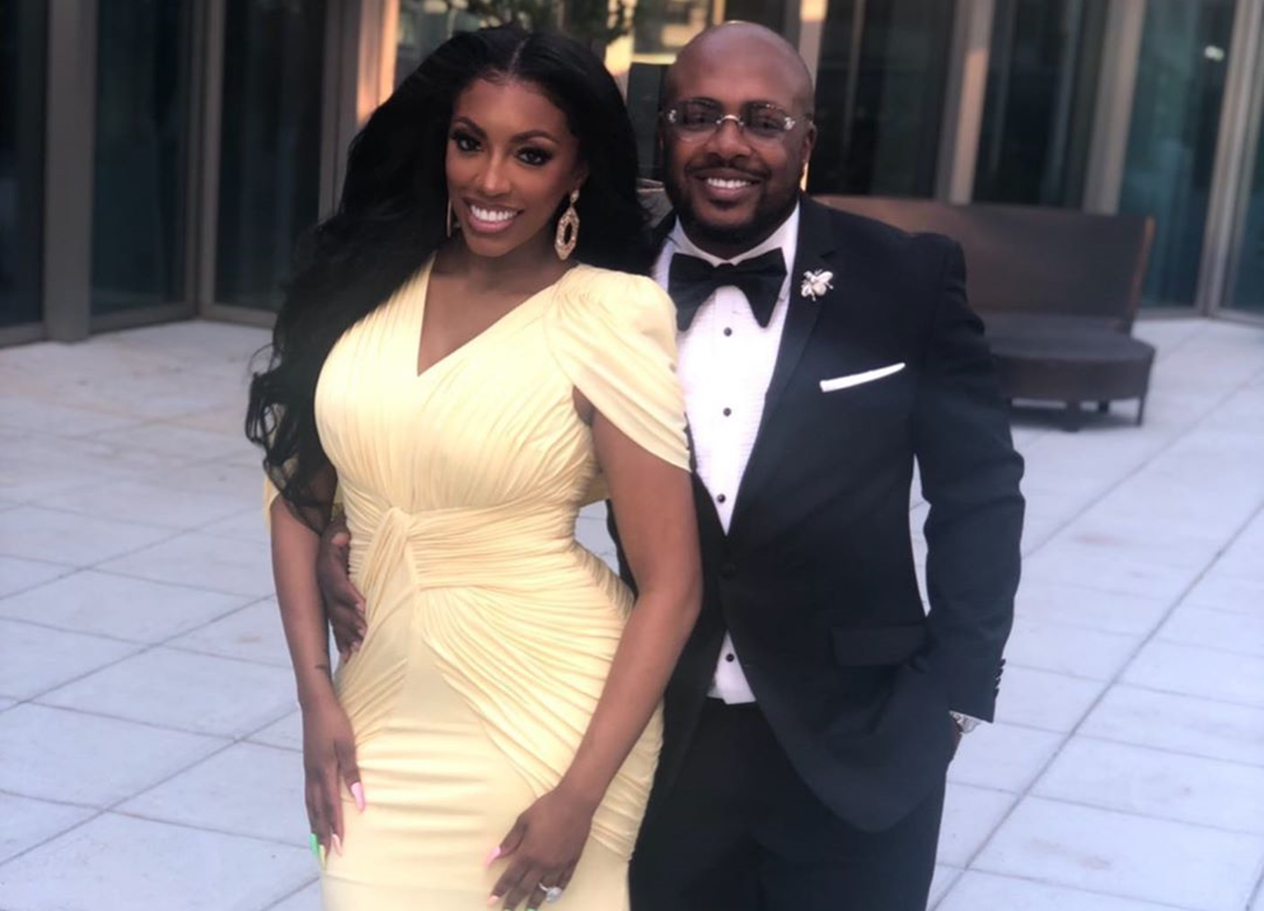 Porsha Williams Dennis McKinley RHOA