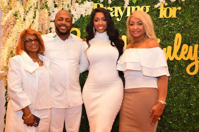 Porsha Williams' Latest Video Of Baby PJ Smiling Has Fans Saying That Pilar Looks Like Her Grandma