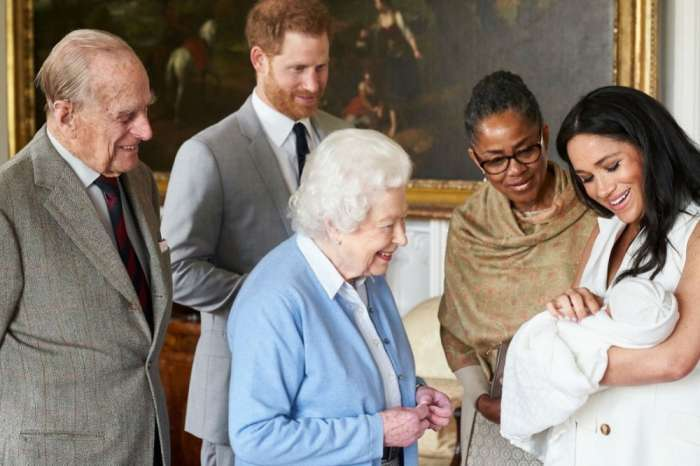 Queen Elizabeth II Gushes Over Royal Baby Master Archie Harrison Mountbatten-Windsor