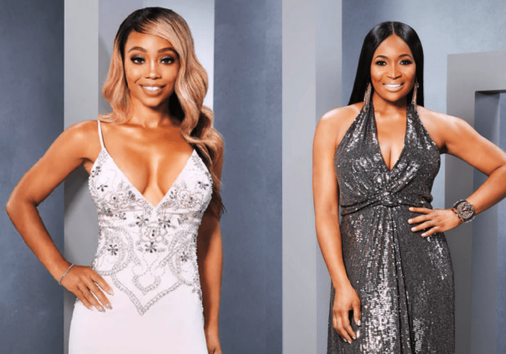 RHOA Friend Marlo Hampton Reportedly Lied About Shamari Devoe's Season 12 Status