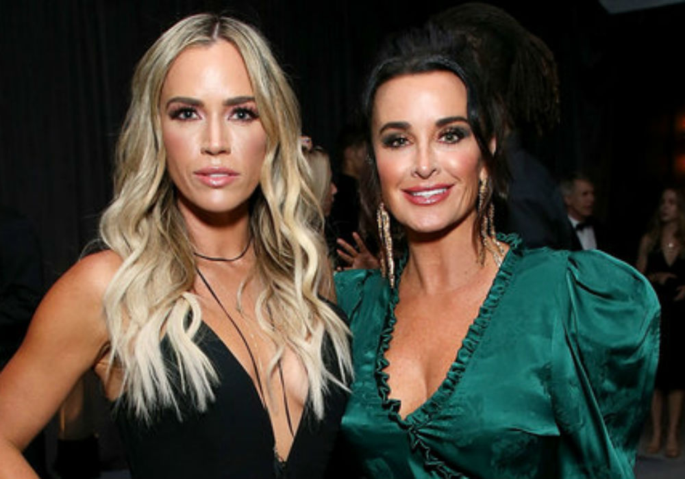 RHOBH Fans Claim Teddi Mellencamp's Husband Orchestrated Kyle Richards Home Burglary