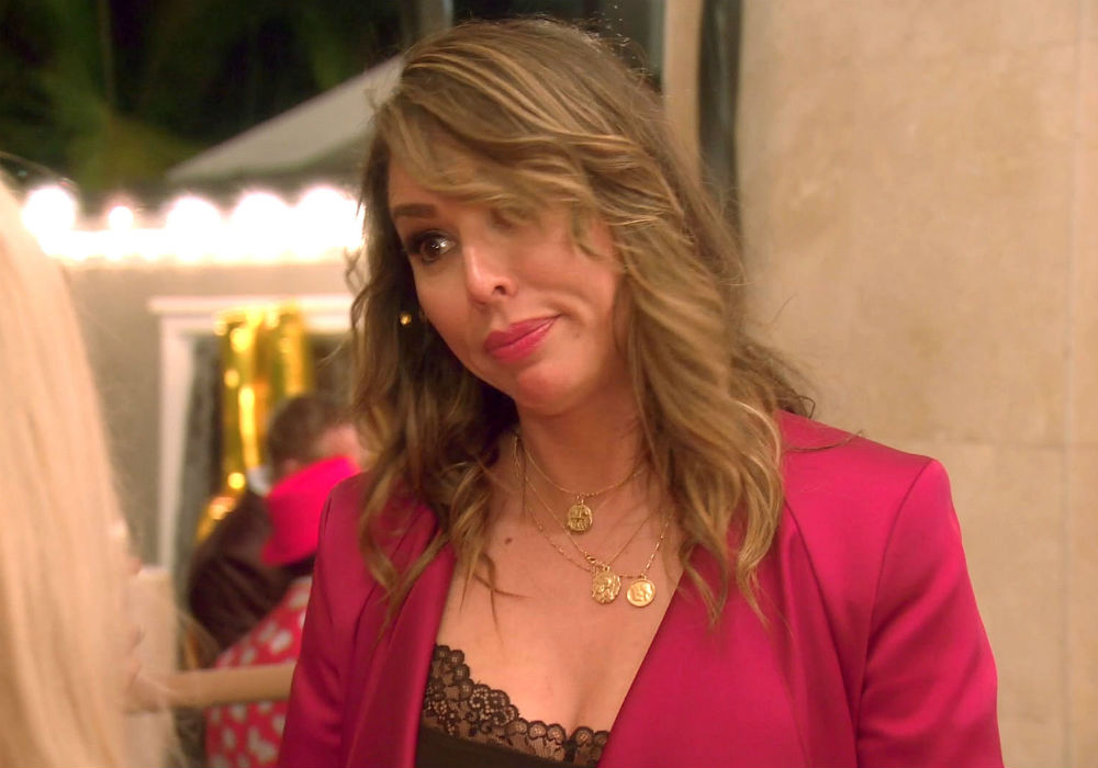 RHOC Kelly Dodd's Recent Bar Fight Was Reportedly With Her Dr BF's Side Piece!