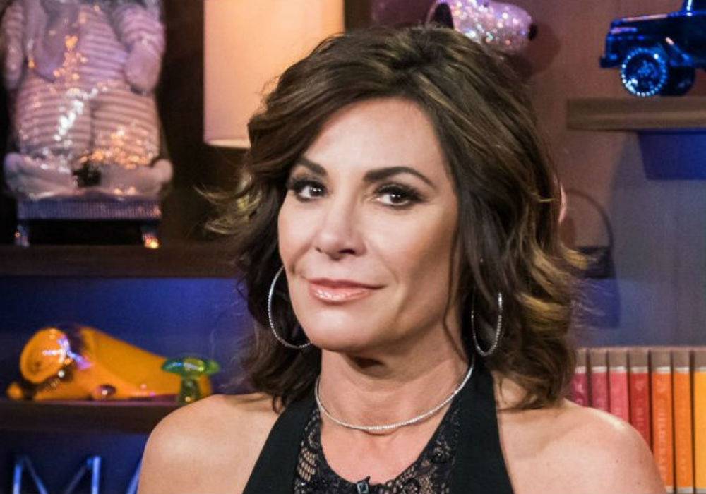 RHONY LuAnn De Lesseps Reportedly Caught With Alcohol Days After Judge Threatens Her With Jail Time