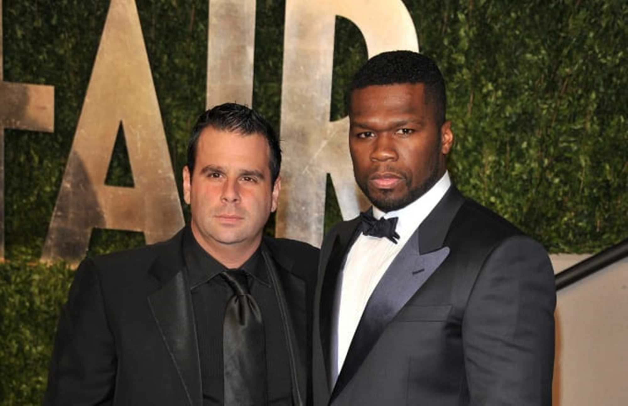 Randall Emmett 50 Cent Feud Over