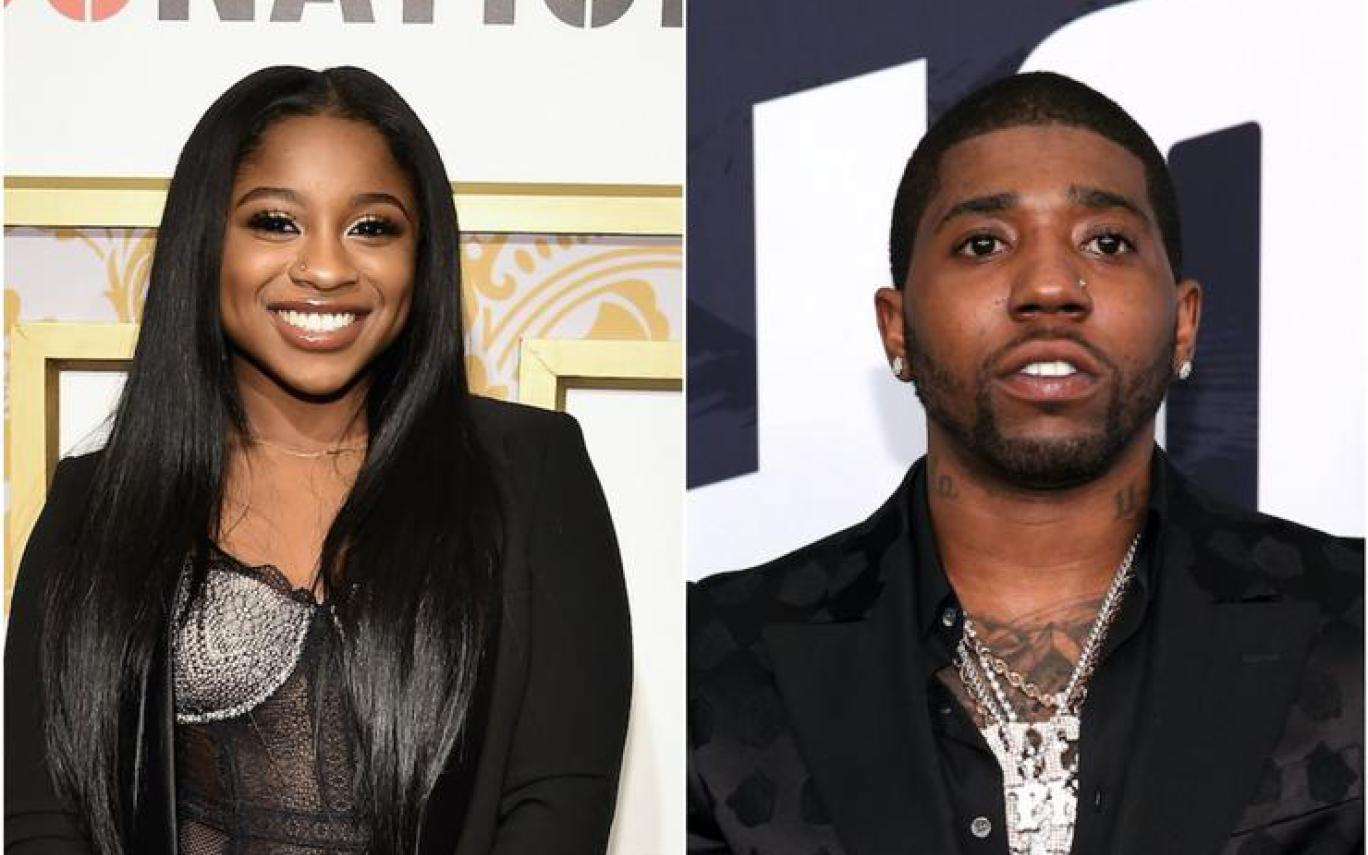 """reginae-carter-must-be-freaking-out-yfn-luccis-vehicle-was-reportedly-shot-in-atlanta-someone-was-injured-fans-are-worried-sick-about-nae-and-her-mom-toya-wright"""