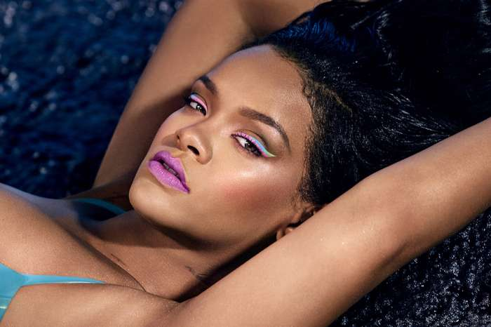 Chris Brown Lusts Over Steamy Rihanna Picture And Makes A Special Request -- Fans Remind Him That She Is Dating Hassan Jameel