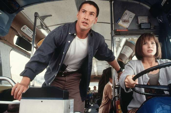 Keanu Reeves Confesses He Also Had A Crush On Sandra Bullock While Shooting 'Speed' Together