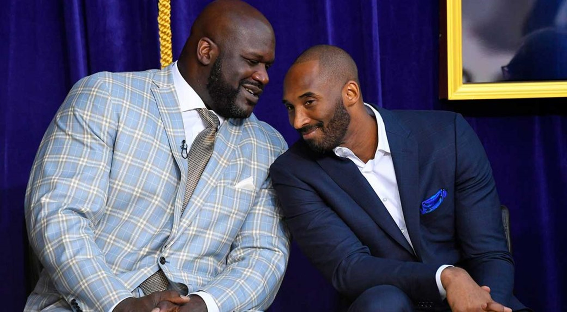 Shaquille O'Neal Kobe Bryant Daughters