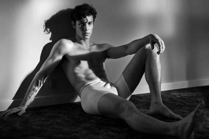 Shawn Mendes Poses For Calvin Klein And The Internet Says Thank You