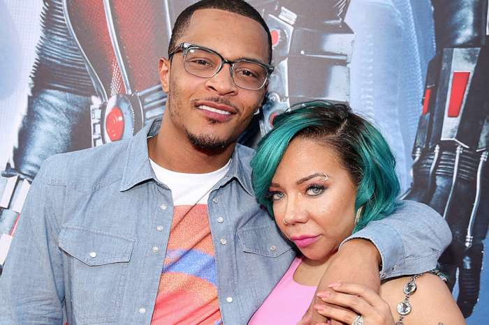 T.I. Going Crazy Over Wife Tiny's Brand New Look But He Is Also Really Jealous!