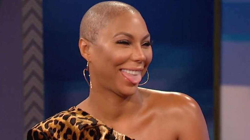 Tamar Braxton Shares A Video With A Pole Dance And Addresses Body Shamers Who Called Her Out For Having Cellulite - She Said Her BF, David Likes Her Thick