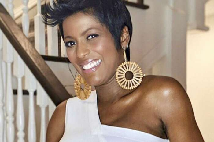 Tamron Hall Slammed By Fans After Welcoming Her First Baby At 48