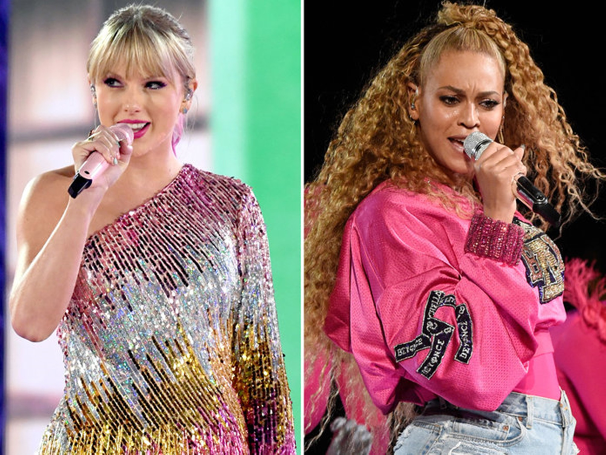 Taylor Swift Beyonce Billboard Awards