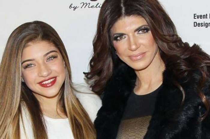 Teresa Giudice Not Planning On Seeing Husband Joe With Their Daughters On His Birthday - Here's Why!!