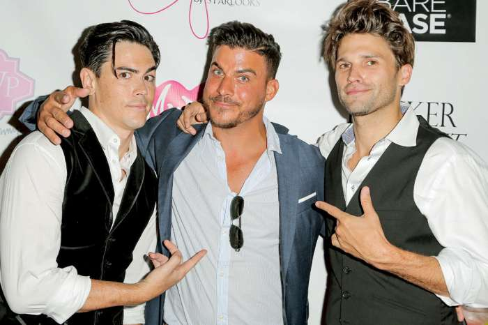 This Is Why Jax Taylor Exploded At Tom Sandoval At The Vanderpump Rules Season 7 Reunion?