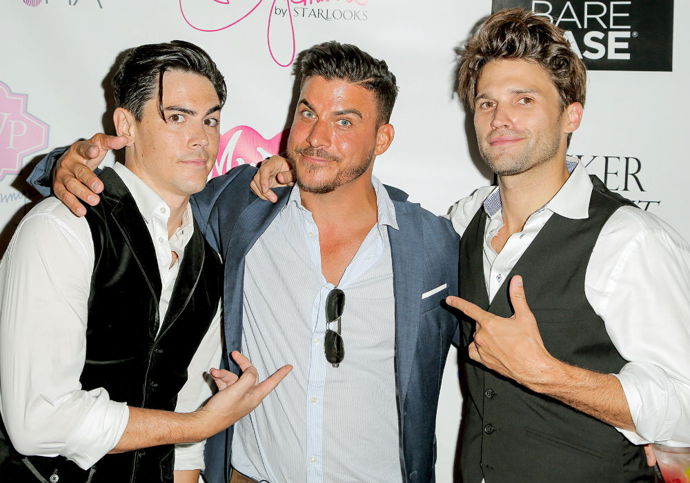 This Is Why Jax Taylor Exploded At Tom Sandoval At The Vanderpump Rules Season 7 Reunion
