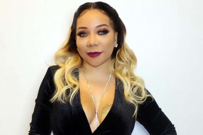 Tiny Harris And T.I.'s Kids, King And Heiress Are Having A Blast In This Video - Tip's Son Shows Off His Big Brother Skills
