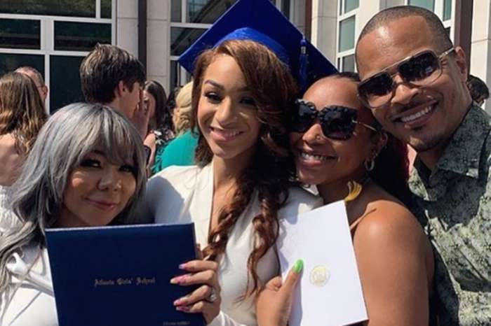 Deyjah Harris Dazzles In Spectacular Dress At Graduation Party -- T.I. And Tiny Join Her Siblings For Some Memorable Pictures
