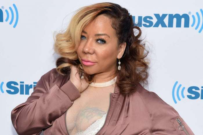 Tiny Harris Rocked A Skin-Tight Fashion Nova Outfit While Celebrating The Release Of Her New Single Which Brings Back The '90s Vibe - Watch The Video