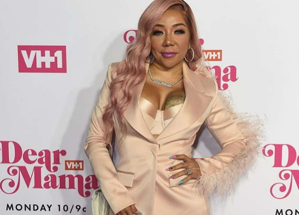 Tiny Harris T.I. New Baby