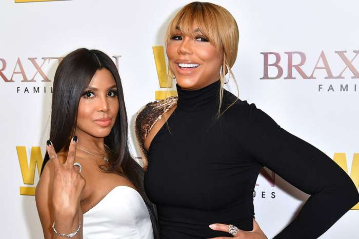 Tamar And Toni Braxton Turned Up At Their Late Niece Lauren's Birthday Party -- Video Still Lands Vincent Herbert's Ex In Trouble