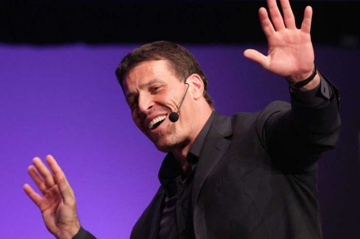 Tony Robbins Denies All Allegations Of Sexual Misconduct Following Report