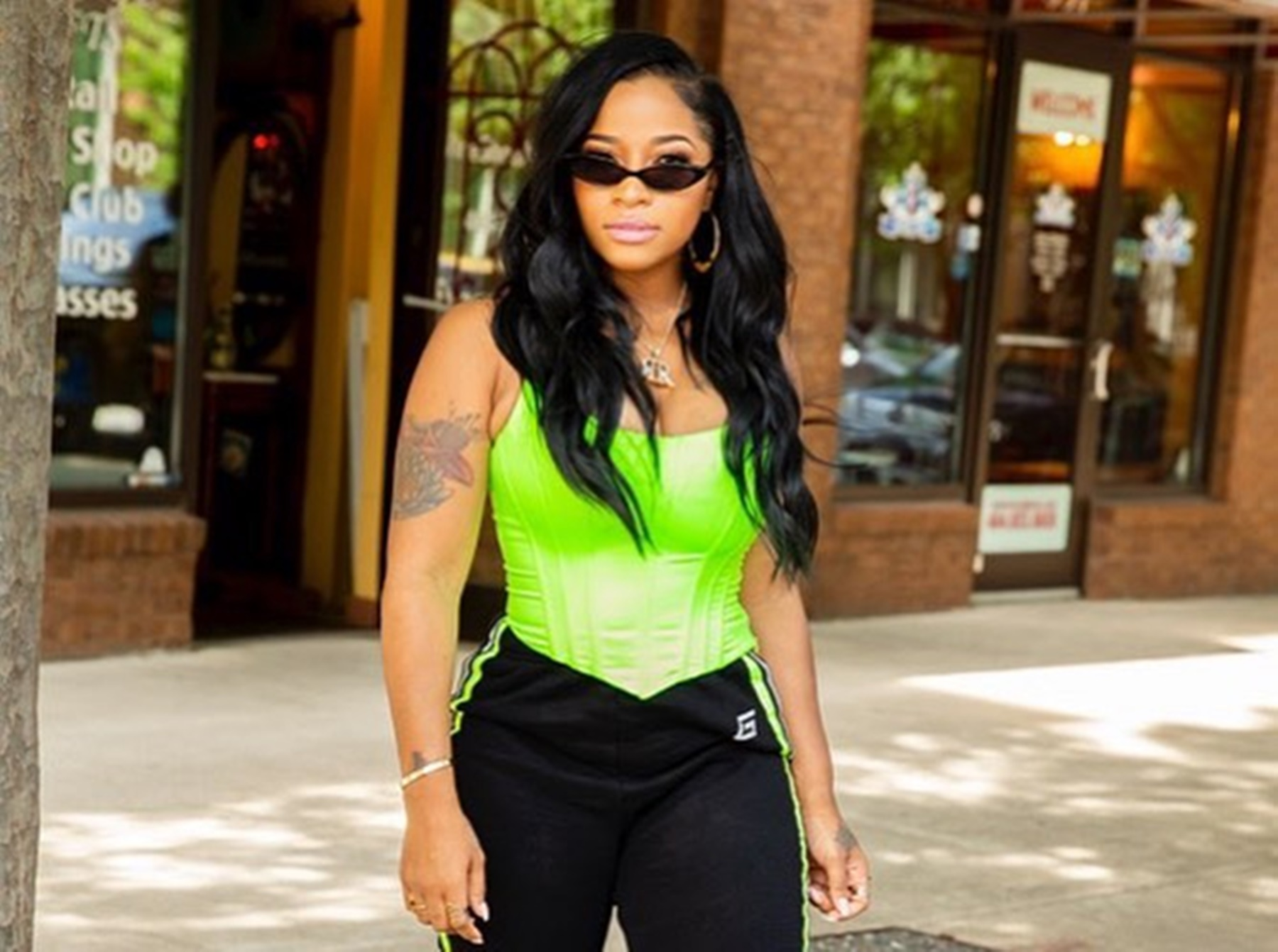 toya-wright-has-fans-going-wild-in-sheer-illusion-dress-photo-lil-waynes-daughter-reginae-carter-approves-of-her-mother-flaunting-her-curves