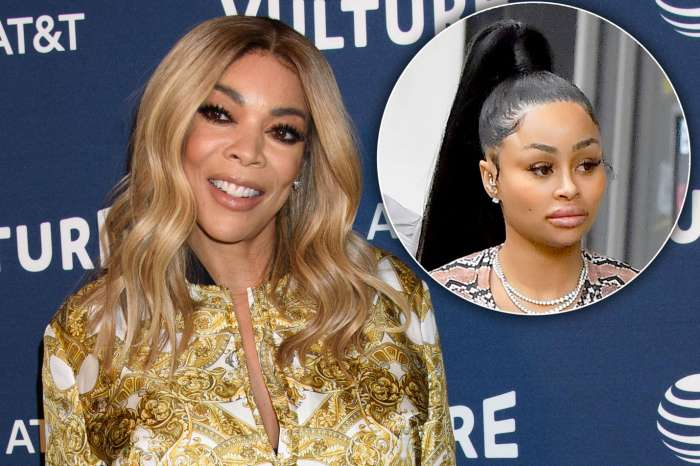 Wendy Williams Sheds Tears Of Joy While Recalling Her Lavish Outing With Blac Chyna And Her Son!