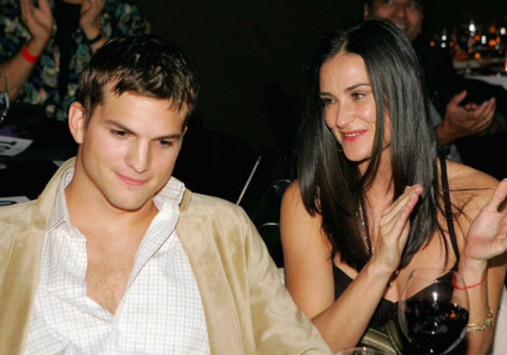 Why Ashton Kutcher Is 'Freaking' Out Over Demi Moore's Upcoming Tell-All