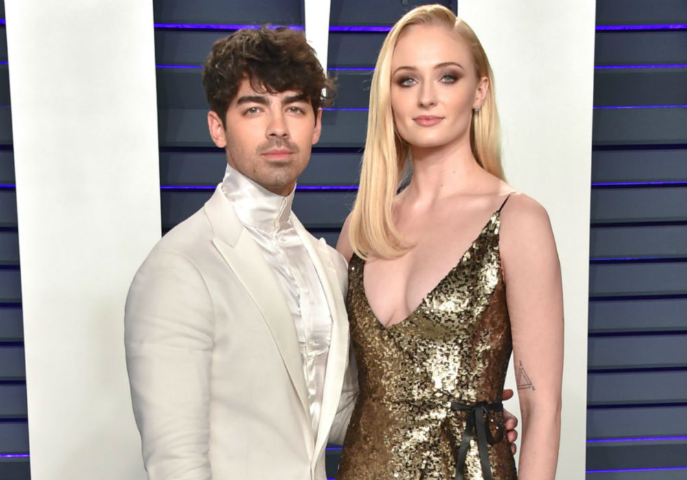 Why Joe Jonas And Sophie Turner Wanted To Get Married In Vegas