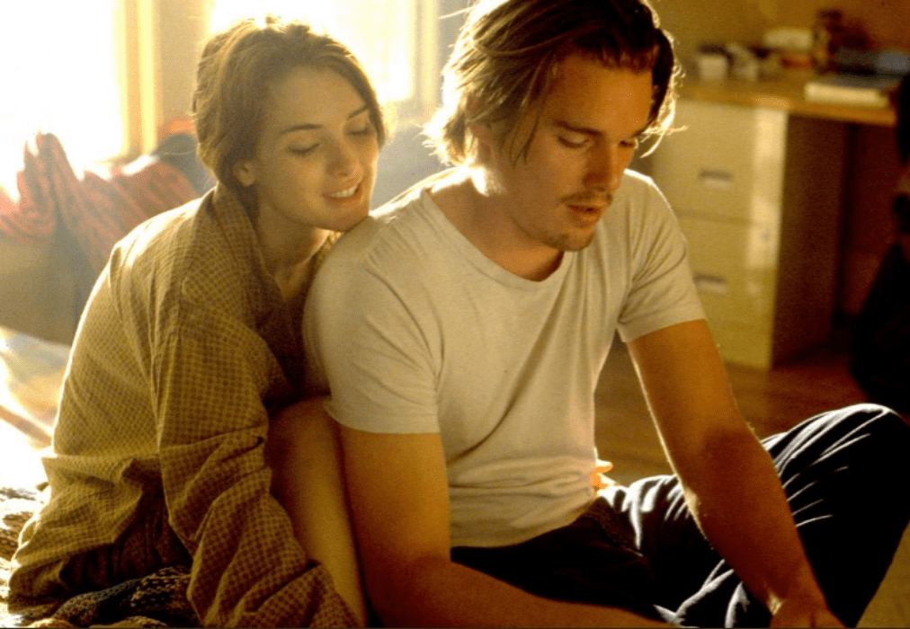 ethan-hawke-thanks-winona-ryder-at-reality-bites-tribeca-film-festival-reunion-watch-full-panel-and-lisa-loeb-performance-of-stay