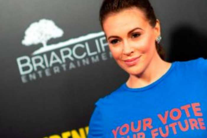 Alyssa Milano, Nancy Sinatra Call Out President Trump For Being Silent During the War On Women