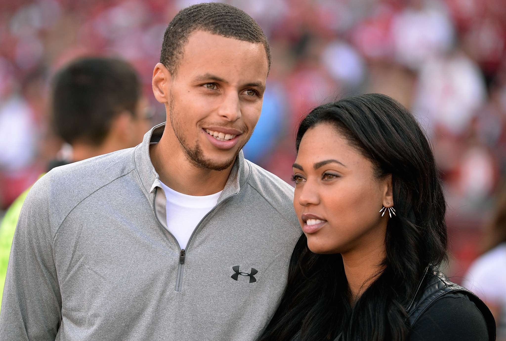 953825514c5 Ayesha Curry Says She Hates How Women Are Always 'Lurking' Around Steph  Curry