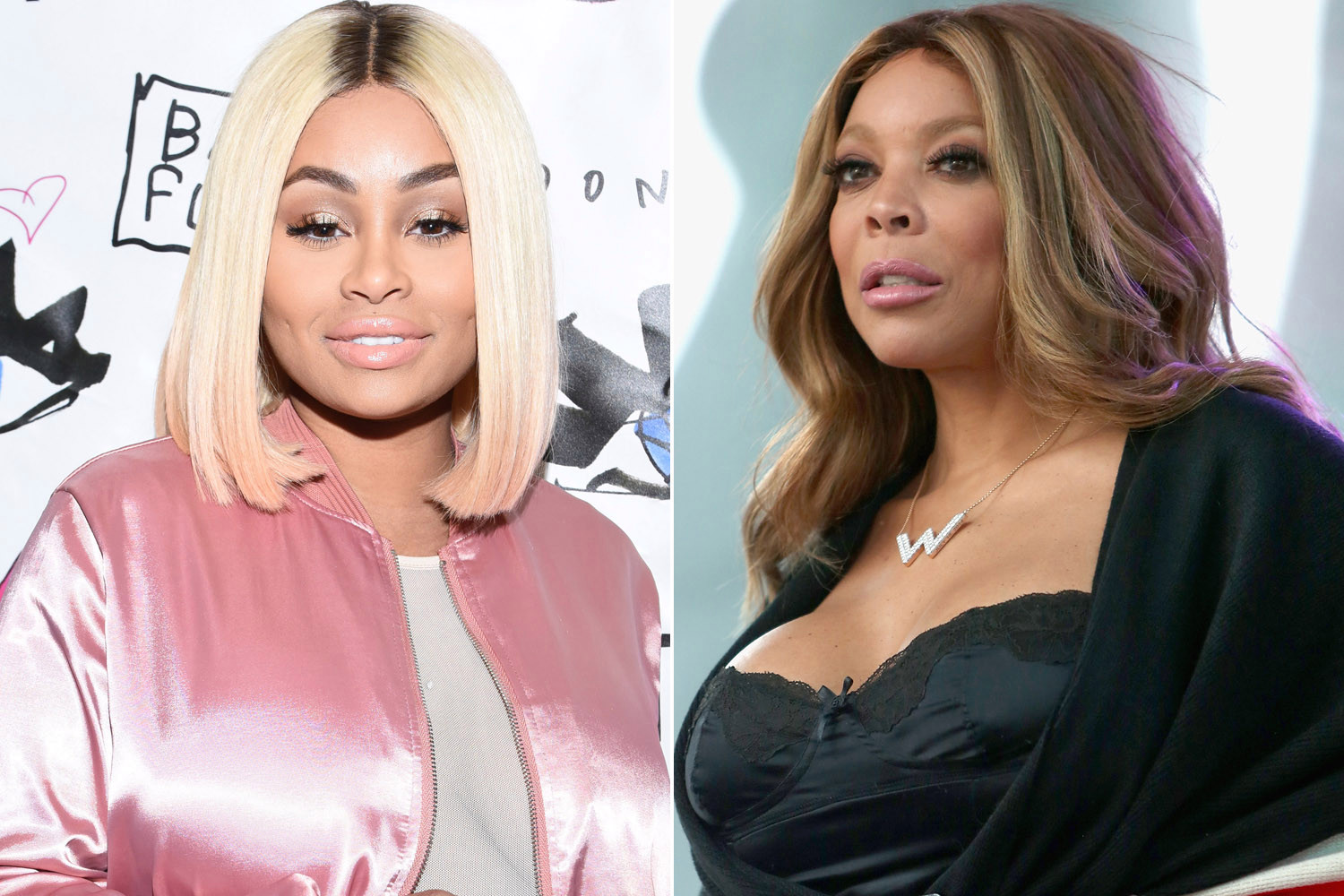 Blac Chyna Talks About Her Relationship with Tyga and Rob