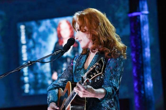 Bonnie Raitt Joins Stephen Colbert And Gives Special Performance Of Angel From Montgomery — Watch Video